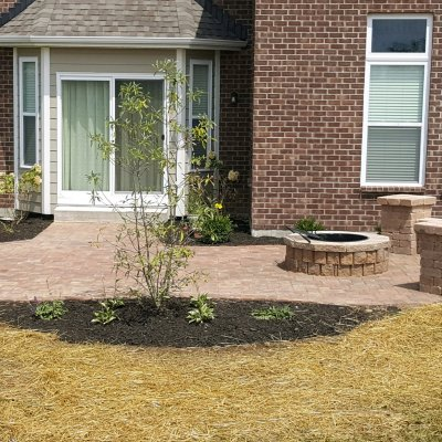paver patio in Mason, oh