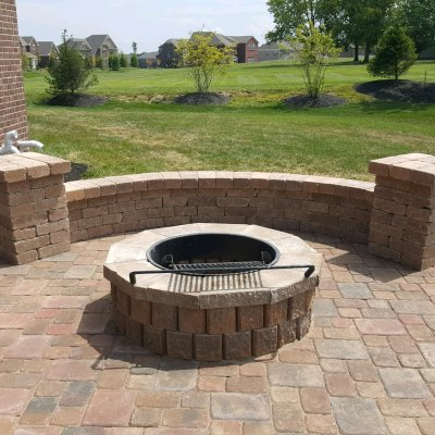 Fire Pit in Mason, OH